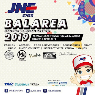 JNE UKM Festival Balarea 2019