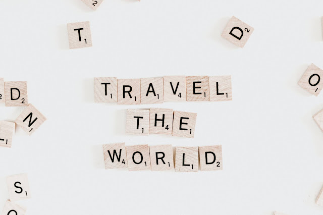 Travel The World Quotes -  Image Credit Unsplash