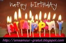 Mots d'amour pour souhaiter un joyeux anniversaire