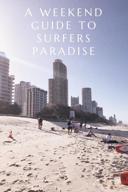 SURFERS PARADISE guide