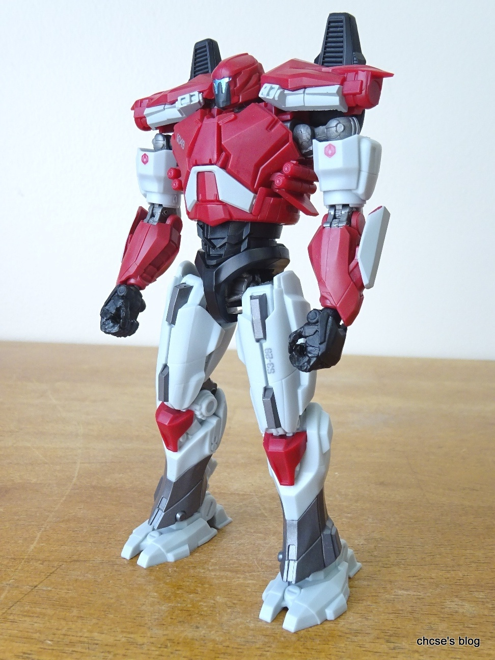 ChCse's blog: Toy Review: Robot Damashii Guardian Bravo
