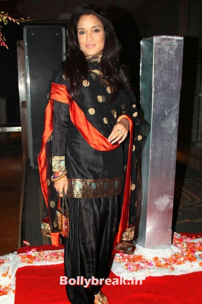Sandhya Mridul, Siddharth Kannan & Neha Agarwal Wedding Reception Pics