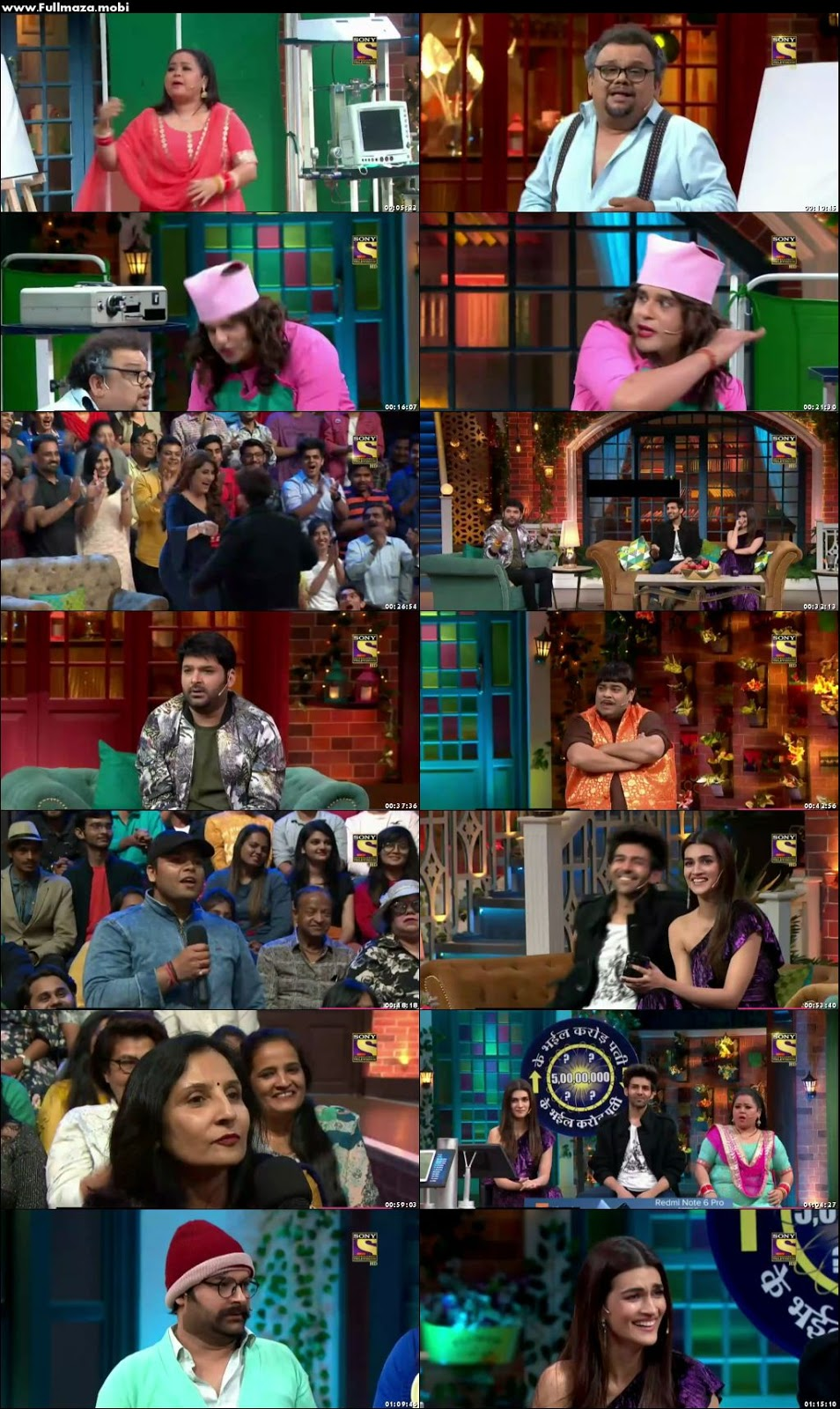 The Kapil Sharma Show full episode download 480p - 2nd March 2019 - 300mb