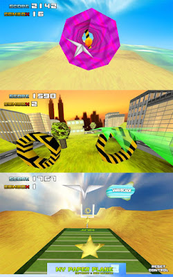 My Paper Plane 2 (3D) Game for Android