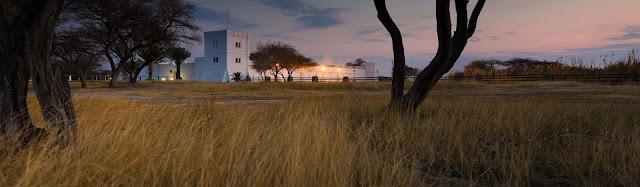 Namutoni Camp Etosha National Park Namibia