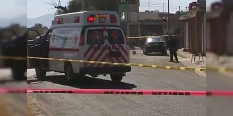 Comando caza y ejecuta a individuo en Cortázar, Guanajuato