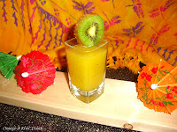 images of Orange Kiwi Juice Recipe