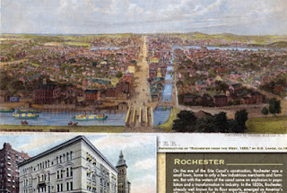 image of Rochester from September 2010 calendar