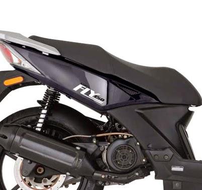 kymco fly 150 motor