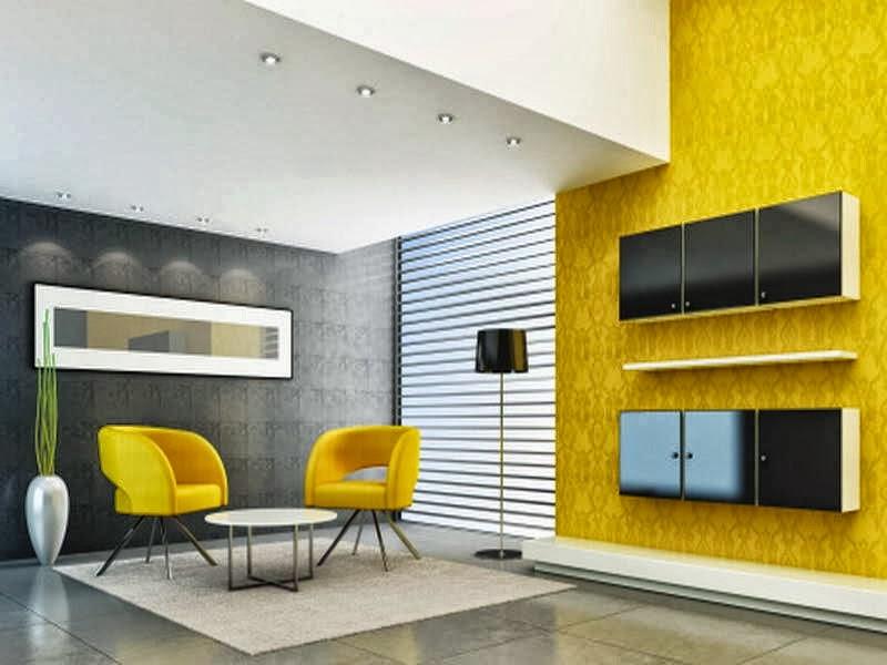 Kombinasi Warna Cat Dinding untuk Interior Rumah - Design ...