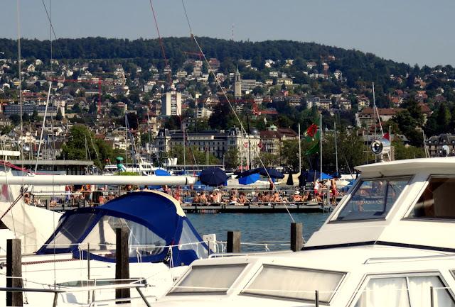 Seebad Enge - Enge Harbour Zurich