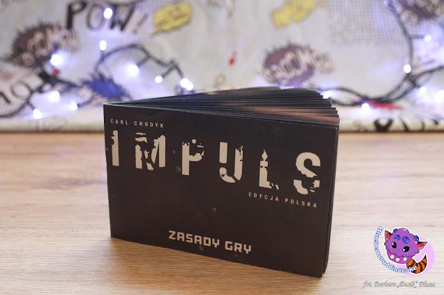 Oprócz instrukcji do Impulsa polecamy przeczytać wydany przez wydawnictwo - Poradnik Gracza