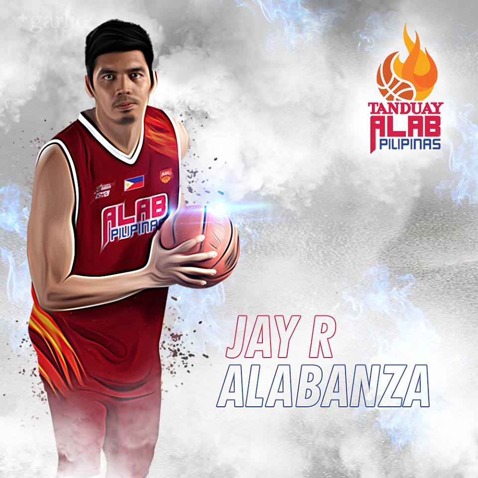 Alab Pilipinas completes its roster