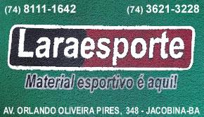 b5f4bf80f Lara Esporte - Material esportivo é aqui - Jacobina-BA - Bahia News ...