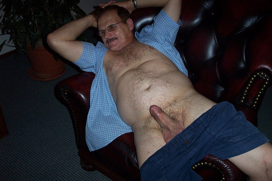 Horny Senior Men 41