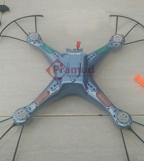 syma indonesia, tutorial melepas casing drone syma x5hw - pramud