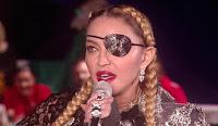 Madonna...¿o Sara Montiel?