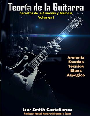 Libro de teoría de la guitarra