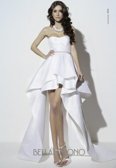 8b0017d4dbc4 Abiti da sposa 2014 cercasi  gli abiti corti - Le Stanze della Moda