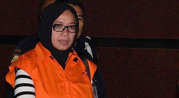 Eni Saragih: Duit Suap Proyek PLTU Riau-1 untuk Munaslub Golkar