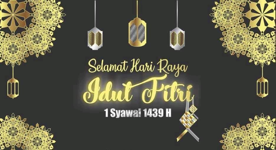 Kata Kata Ucapan Selamat Hari Raya Lebaran Idul Fitri 1439 H
