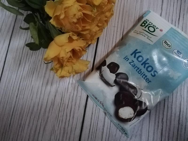 Ener Bio kokos w czekoladzie deserowej