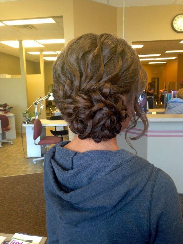 Glamorous Updos for Medium Length Hair! - The HairCut Web