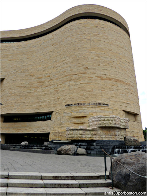 National Museum of the American Indian en Washington D.C.