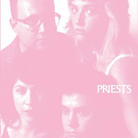 The Top 50 Albums of 2017: 08. Priests - Nothing Feels Natural