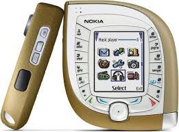 spesifikasi Nokia 7600