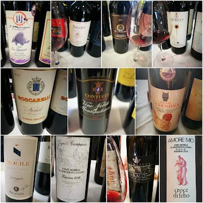 migliori vino nobile montepulciano