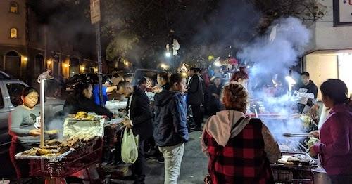 guatemalan migrant street vendors