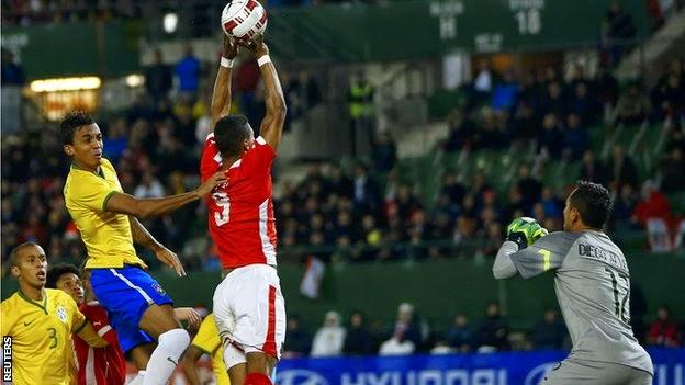 VIDEO Austria Brasile 1-2 Gol Highlights da Vienna