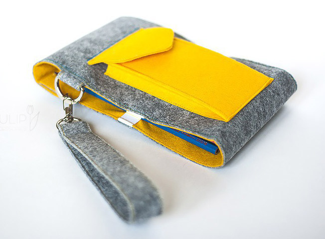 Felt Pencil Case Tutorial