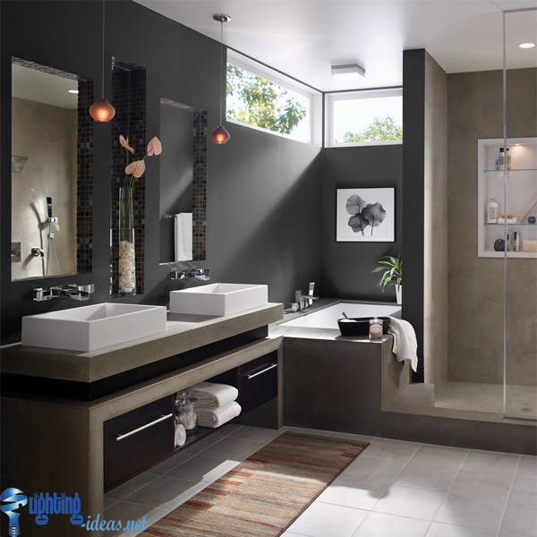 29 Original Bathroom With Black Fixtures | eyagci.com