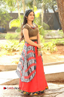 Telugu Actress Priyanka Pallavi Stills at Nenostha Release Press Meet  0229.JPG