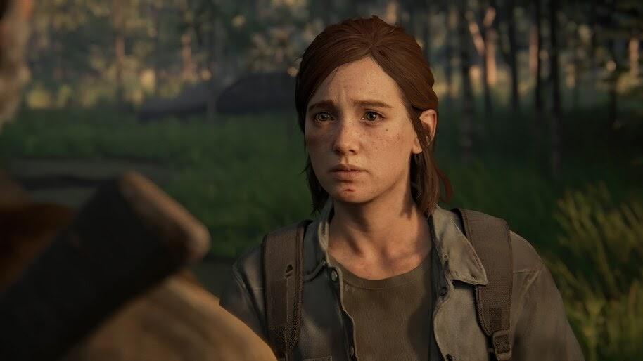 Ellie, The Last of Us Part 2, 4K, #7.1639