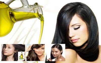 Cara Meluruskan Rambut Dengan Minyak Zaitun
