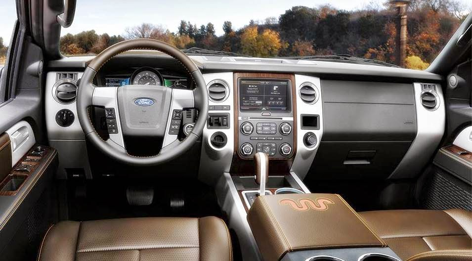 2015 Ford Expedition EL XLT | FORD CAR REVIEW