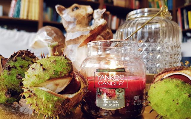 Coś pięknego na niedzielę... Autumn Bouquet Yankee Candle - Czytaj więcej »