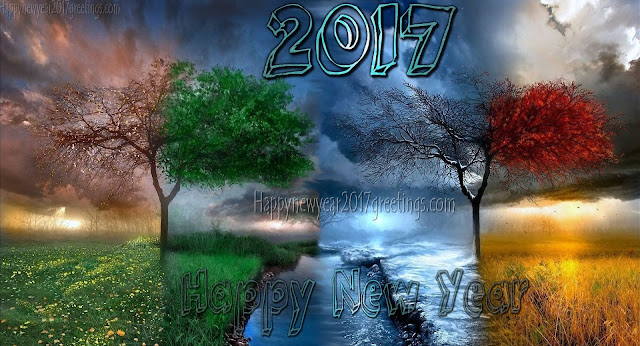 New Year 2017 3D HD Desktop Background Wallpapers Download Free