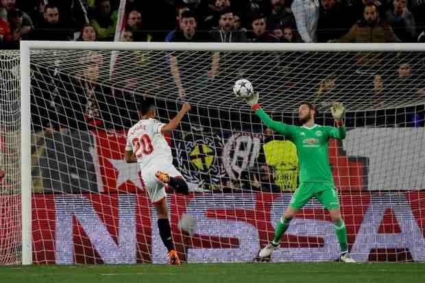 Manchester United vs Sevilla