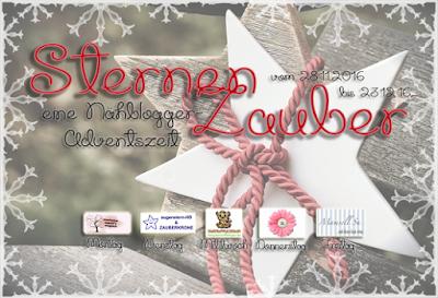 Nähblogger Adventszeit Sternenzauber, Nähblogger-Themenwoche Laubgeflüster,