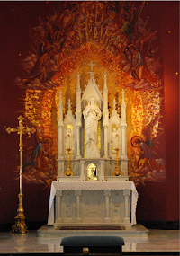 Interplay of Art and Architecture at St. Joseph's in Macon, Georgia