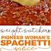 Weight Watcher's Spaghetti Sauce!!!