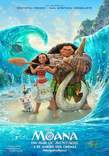 Moana: Um Mar de Aventuras - filme