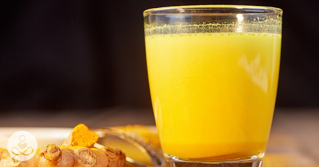 Homemade Turmeric & Ginger Iced Tea for Your Heart, Brain, and Cells
