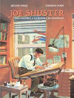 Joe Shuster  Una historia a la sombra de Superman