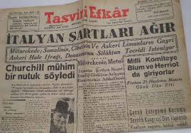 Tanzimat Edebiyatında Çıkarılan Gazeteler