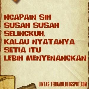 Gambar Foto DP BBM Kata Kata Selingkuh